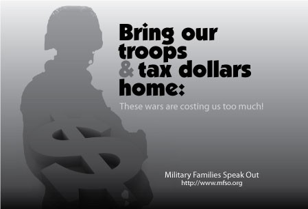 Military Families & Veterans To Hold Demonstrations In Opposition To Afghanistan Troop Increase