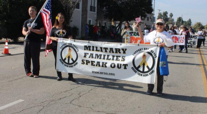 Long Beach Veterans Day Parade Photos