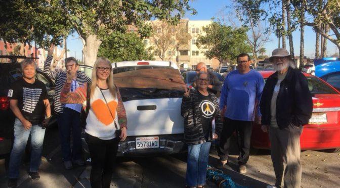 Bringing Supplies to Deported Veterans in Tijuana